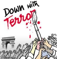 imagesdown with terror